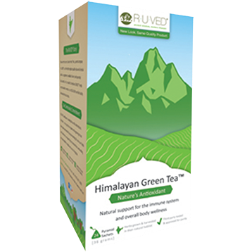 Himalayan Green Tea  24 pkts Ayush Herbs AY437