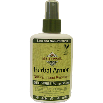 Herbal Armor Insect Repellent Spray 4 oz All Terrain AT1003
